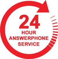 24 Hour Answerphone Service
